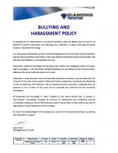 bullying-harrassment-policy