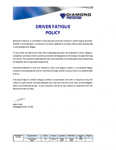 driver-fatigue-policy