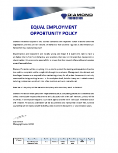 equal-employment-opportunity-policy
