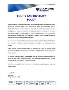 equity-diversity-policy