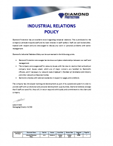 industrial-relations-policy