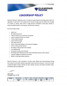 leadership-policy