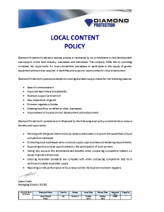 local-content-policy