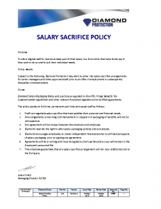 salary-sacrifice-policy